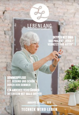 Patricia Haas Lebenlang Magazin