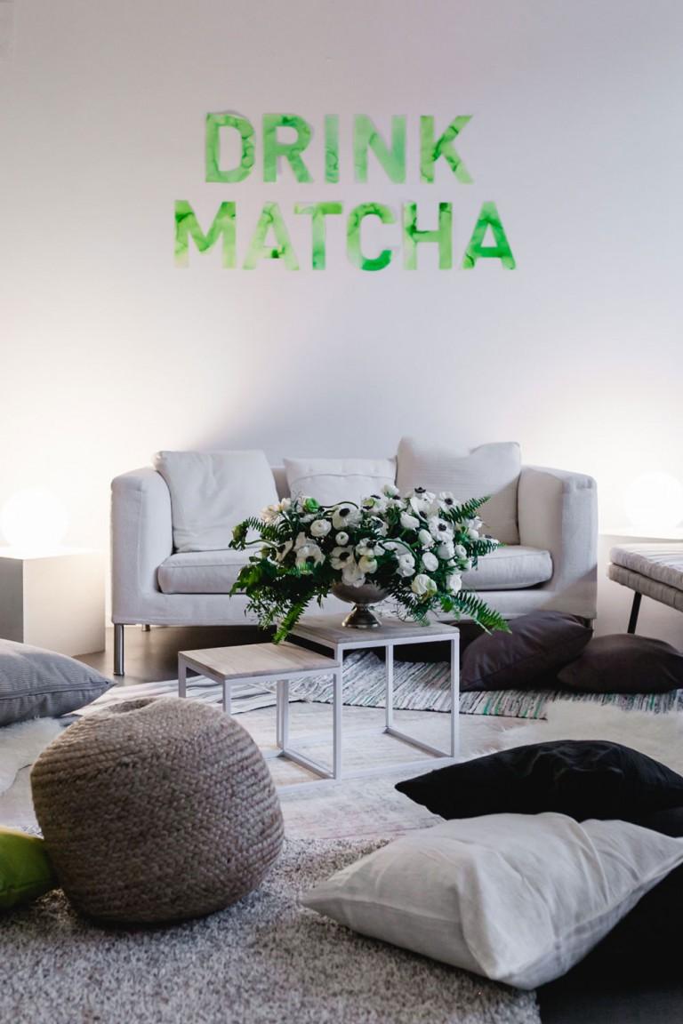 Patricia Haas Matcha Day Eventfotografie